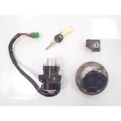 Stacyjka kluczyk wlew zamek Suzuki SV 650 98-02