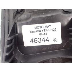 Siedzenie pasażera tył Yamaha YZF R-125 08-14