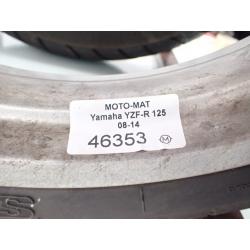 Felgi komplet kół Yamaha YZF R-125 08-14