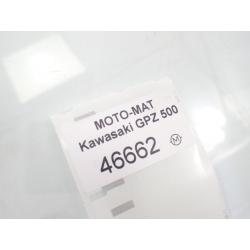 Podnóżek pasażera tył Kawasaki GPZ 500