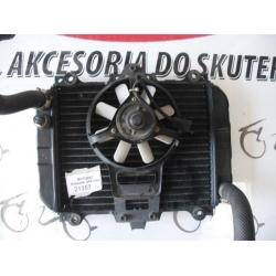 Chłodnica wody wentylator Kawasaki GPZ 500