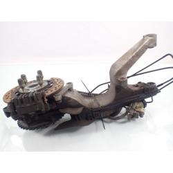 Wahacz tył tarcza zacisk Honda VFR 800 98-01 RC46