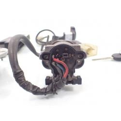 Stacyjka kluczyk wlew moduł Honda VFR 800 98-01 RC46
