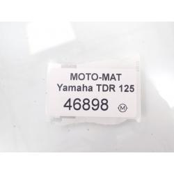 Set [P] podnóżek pasażera tył Yamaha TDR 125