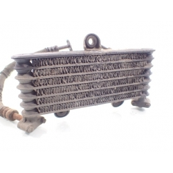 Chłodnica oleju przewody Kawasaki ZXR750 ZX750R H 93-95