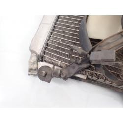Chłodnica wody cieczy Kawasaki ZXR750 ZX750R H 93-95