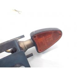Uchwyt tablicy rej kierunkowskaz Kawasaki ZXR750 ZX750R H 93-95