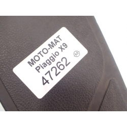 Guma [P] dywanik na podłogę Piaggio x9 125