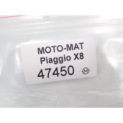 Ciężarki kierownicy odboje Piaggio X8 X-Evo 125