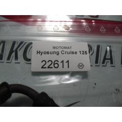 LINKA GAZU HYOSUNG CRUISE GA VS 125