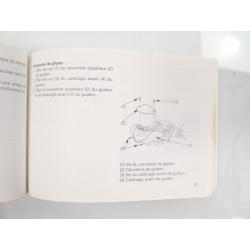 Książka serwisowa serwisówka Honda SH 125