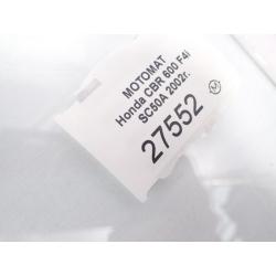 CHŁODNICA WODY WENTYLATOR HONDA CBR 954RR 04 05