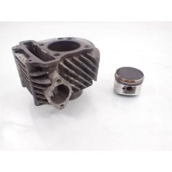 Cylinder tłok pierścienie Baotian 125 Zipp...