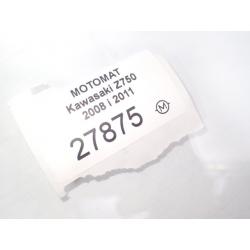 INSTALACJA WIĄZKA ALARM PILOT ABS KAWASAKI Z 750 07 11