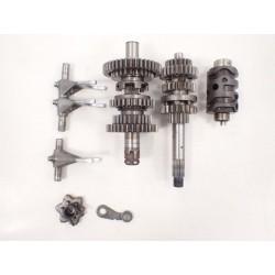 Skrzynia biegów programator Honda CBF 125