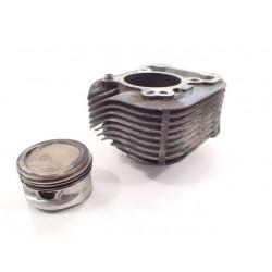 Cylinder tłok pierścienie Piaggio Vespa...