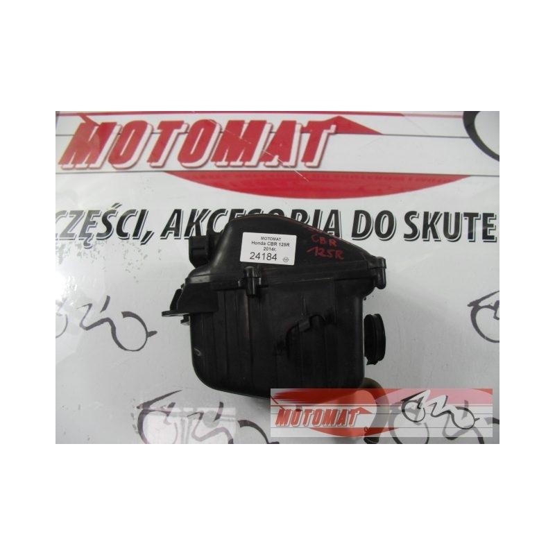 HONDA CBR 125 11 15 AIR BOX FILTR OBUDOWA