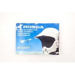 Książka serwisowa serwisówka Honda XL 650...