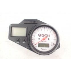 Licznik 33609km Triumph Speed Triple 955i...
