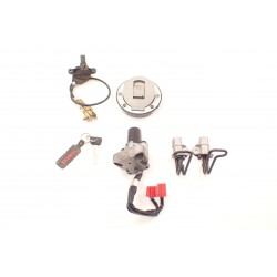 Stacyjka kluczyk wlew Zestaw Yamaha XJR 1300