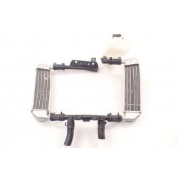 Chłodnica komplet Peugeot Ludix Blaster 50