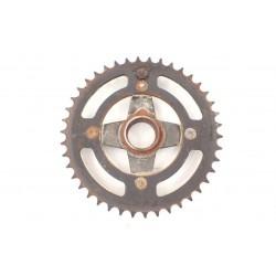 Zębatka tył krzyżak mocowanie Dinli DL901 450