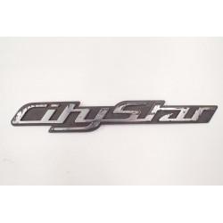 Peugeot CityStar Znaczek logo emblemat napis