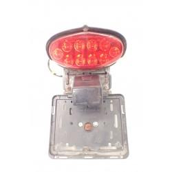 Hyosung TE 450 Błotnik tył lampa