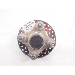 Piasta [L] przód zwrotnica tarcza 4mm Adly 300 SP AXR RS Interceptor