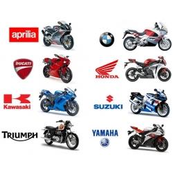 Pojazdy w całości - Yamaha, Honda, Derbi, Rieju